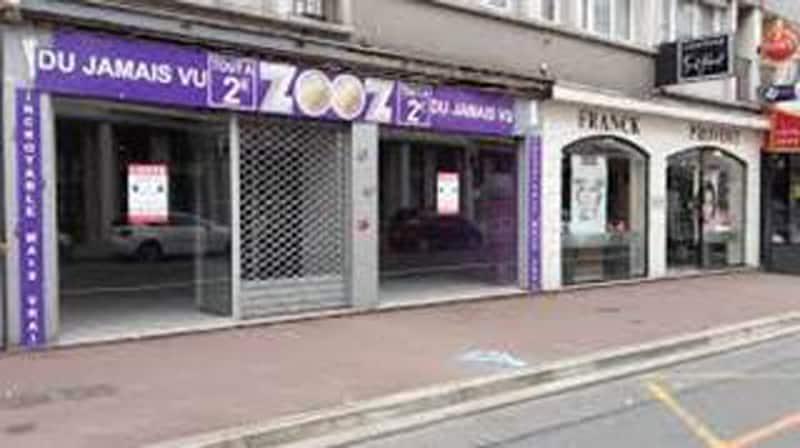 Rue VICTOR HUGO – BOULOGNE SUR MER – remise en état de 5 cellules commerciales