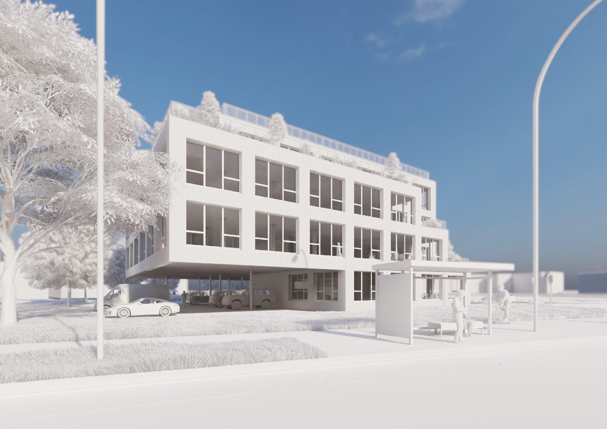 SAS PERFORMANCE – IMMEUBLE PERF- CONSTRUCTION DE 2000 m² de BUREAUX – VILLENEUVE d'ASCQ